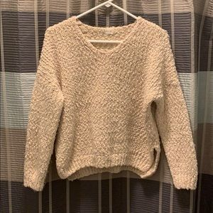 Altar'd State Chunky Knit Sweater